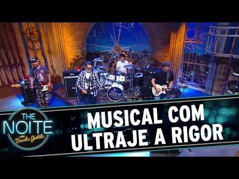 The Noite (06/06/16) - Musical com Ultraje a Rigor
