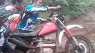 Off-Road Tanjakan KLX,Oray Tapa Bandung