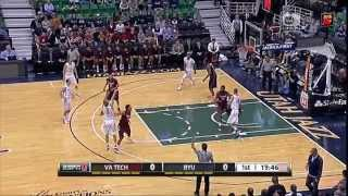 Top 10 Plays - BYU Basketball 2012-13