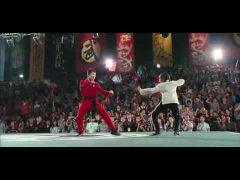 Jackie chan &  Jaden Smith's Karate Kid - Movie...