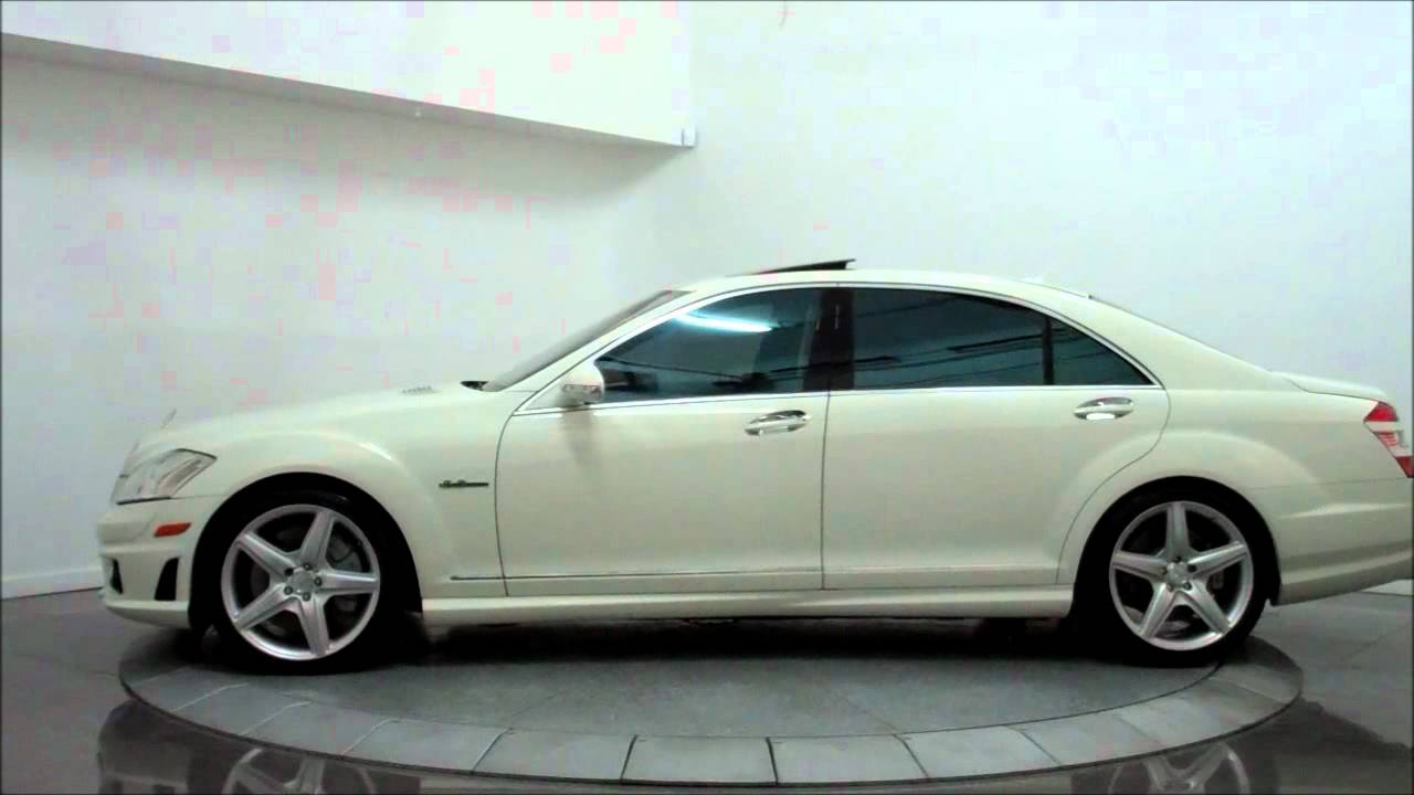 2009 Mercedes Benz S63 Amg Designo Edition Youtube