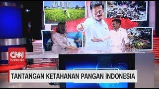 Menteri Pertanian RI Syahrul Yasin Limpo Sebut Demokrasi Berjalan Mulus Bila Makanan Rakyat Terjamin