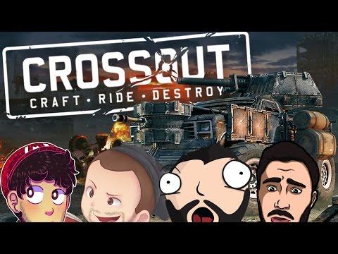 TANK War GONE Bad! (Crossout - Episode 2)