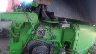 John Deere hydrostatic steering explanation
