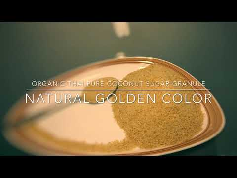 Cocugar Organic Thai Coconut Sugar