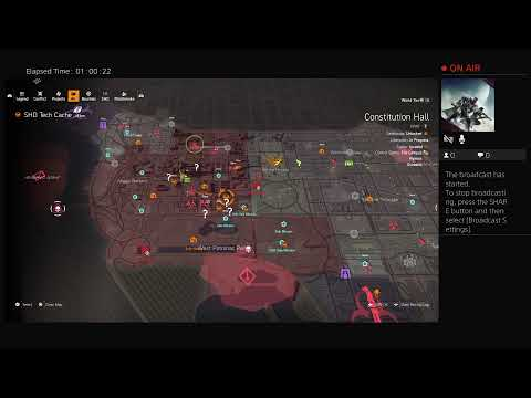 Division 2 -25th April reset plus STATE OF THE GAME update