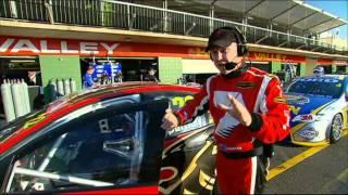 Mark Larkham Explains 'parc Ferme' In V8 Supercars