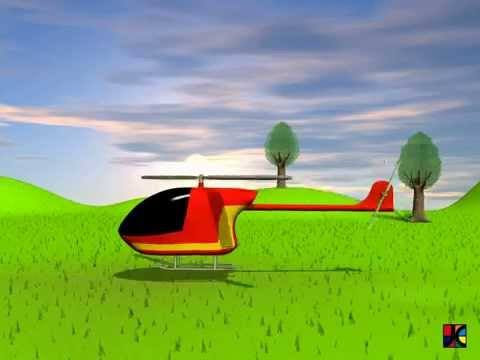 RC Helicopter Flight  YouTube
