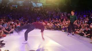 Outbreak 2018 Bgirl battle -- Jilou vs Kate-- Final