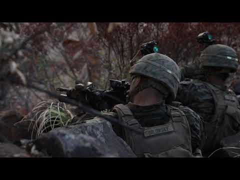 U.S. Marines with the 1st Marine Division conduct Offensive & Defensive Operations – Supersquad 2020