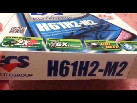 BIOS Update Ecs H61H2-M2