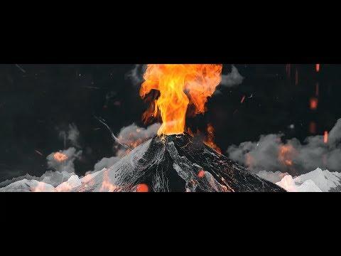 After Dusk - Pyroclastic flow (Honeydoom) [Lyric video]