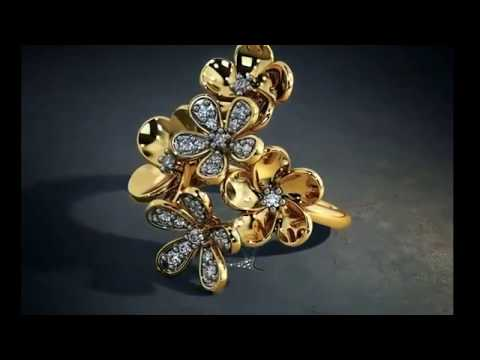 Latest gold rings designs/ Daily Wear Gold Rings Designs For Women/rings designs for engagement