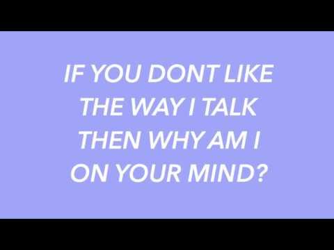 Blow Your Mind - Dua Lipa (lyrics)