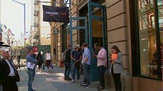 Amazon 4-star store opens in Manhattan