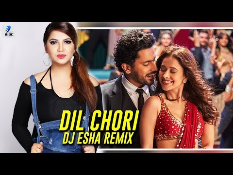 Dil Chori Remix | Yo Yo Honey Singh | DJ Esha