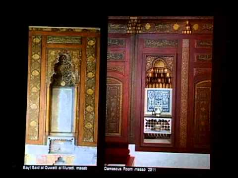 Discoveries Part IV: Day 2, Damascus Room