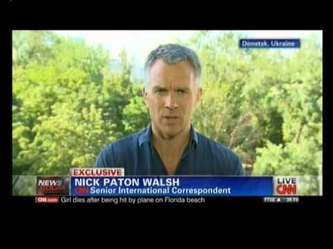 CNN 2014 07 29 Ballistic missiles Ukraine