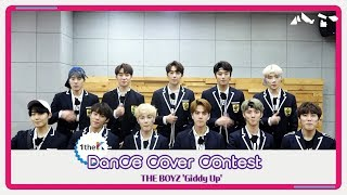 Winners of THE BOYZ(더보이즈) 'Giddy Up' Choreography Cover Contest