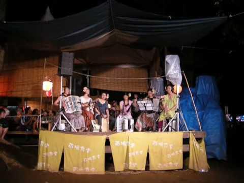 リュクサンブール公園 FUJI ROCK FESTIVAL 091