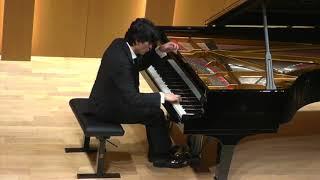 Chopin Ballade no. 1 in g minor Op. 23 Pf: Takahiro Yoshikawa Decem...