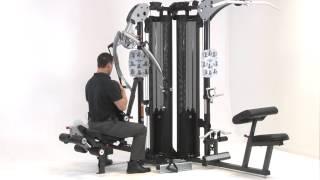 Inspire Fitness M5 Full Presentation