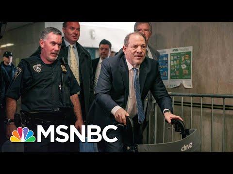 Harvey Weinstein Found Guilty Of Rape | Craig Melvin | MSNBC