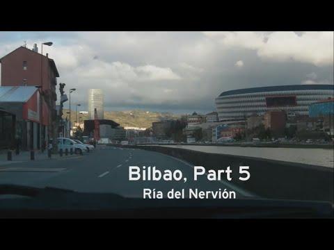 [E] Bilbao, #5: Ría del Nervión