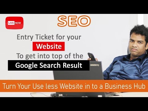 Digital marketing tips, Entry Ticket for your Website to get into top of the google search R thumbnail