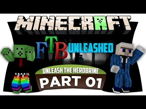 Tags Of Minecraft Ftb Unleashed HQ Video Games - Minecraft ftb ultimate server erstellen
