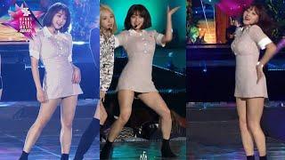 "190115 TWICE JIHYO focus (트와이스 지효 직캠) ""Dance the night …"