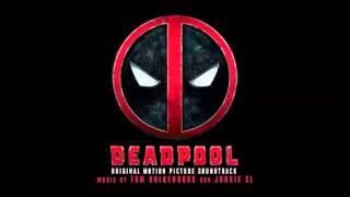 Deadpool Original Motion Picture Soundtrack Scrap Yard