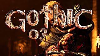 Gothic Remake PL (3/3) Zakończenie dema (Gameplay PL / Zagrajmy w)