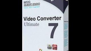 كيفية تحميل وتفعيل برنامج Xilisoft Video Converter Ultimate 7.8.1