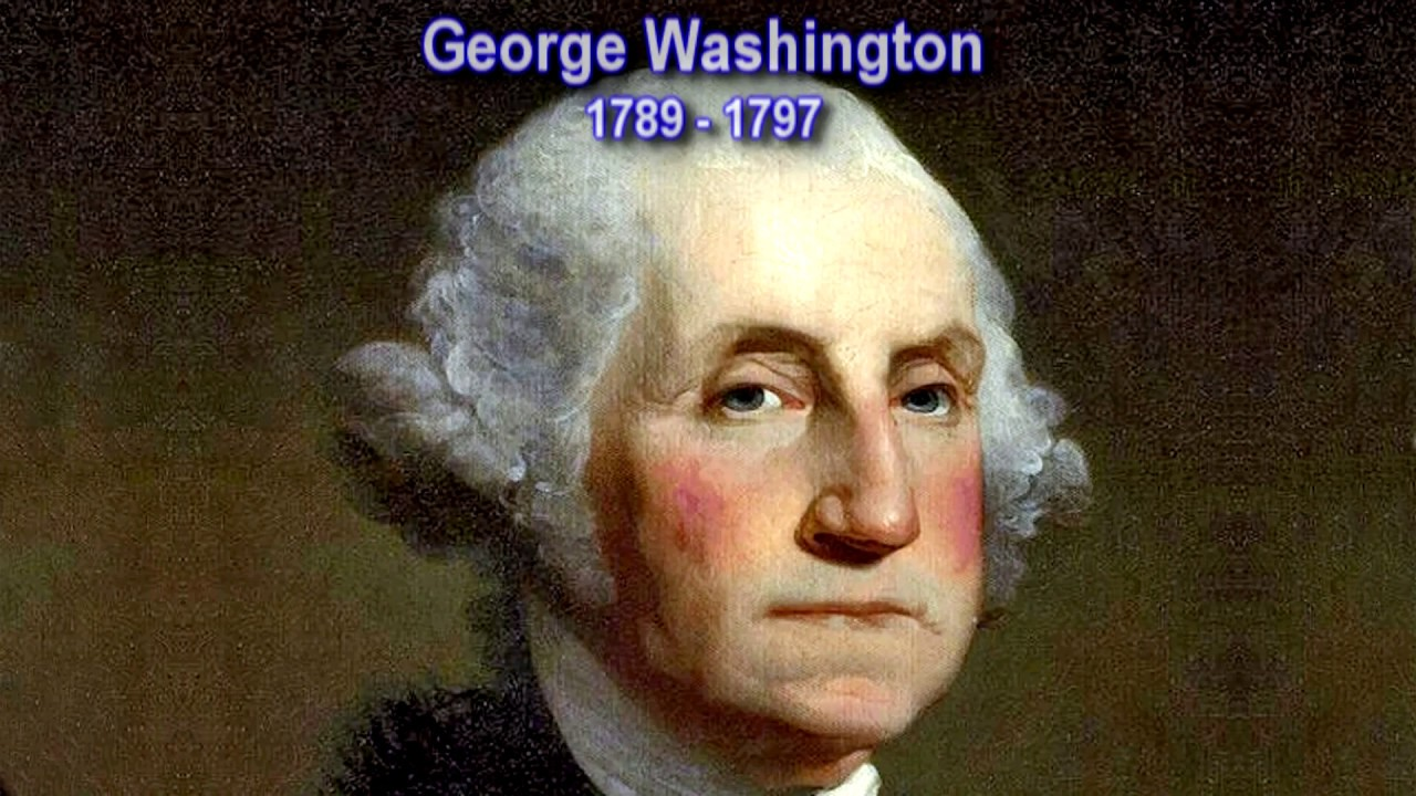 from Kaysen george washington gay president