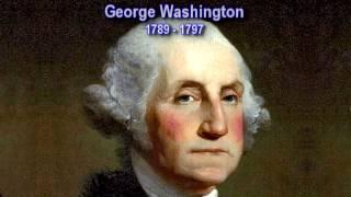 Presidents Day 2020 - From Washington To Trump Morph