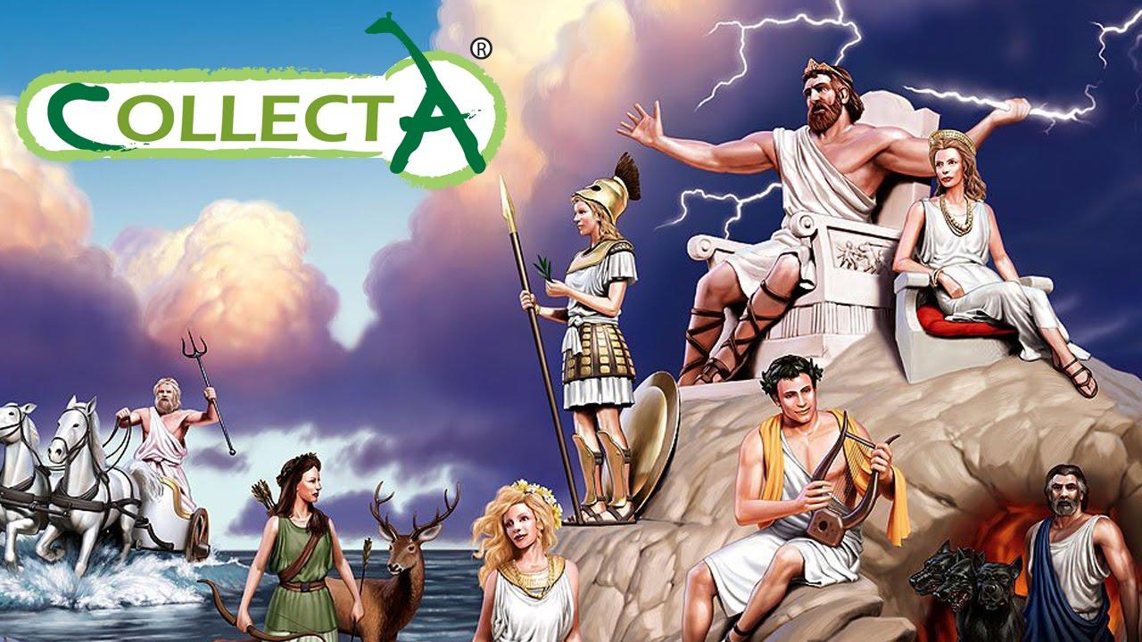 Ютуб мультфильмы о древнегреческих героях