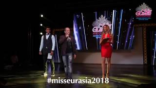 Final Show MISS EURASIA-2018