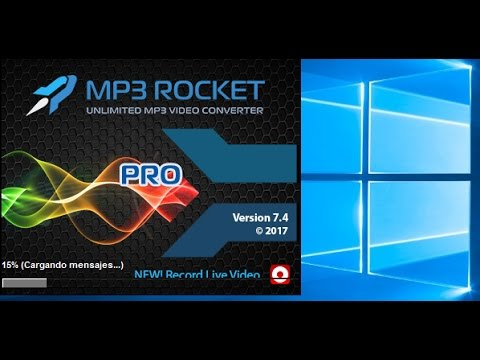 CÓMO DESCARGAR E INSTALAR MP3 ROCKET PRO 7.4.1 -HOW TO DOWNLOAD-2017