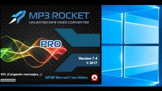 DESCARGAR E INSTALAR MP3 ROCKET PRO 7.3.1 -DOWNLOAD AND INSTALL-2016