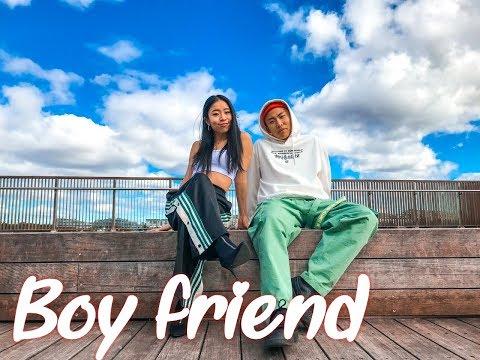 Ariana Grande, Social House - Boyfriend - Dance Choreography By Hu Jeffery X Lucy Lee