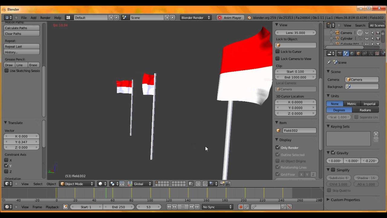 Koleksi Dp Bbm Bergerak Bendera Merah Putih Berkibar Vtwctr