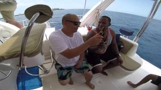 Barbados - Silver Moon Catamaran Cruise