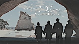 Narnia    Somewhere Only We Know    2 Years of @NarniaHeroes!