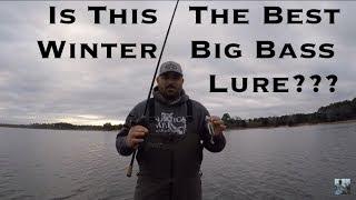 Video Lake Fork Bass Fishing In Winter: Chatterbait Tips download MP3, 3GP, MP4, WEBM, AVI, FLV April 2018