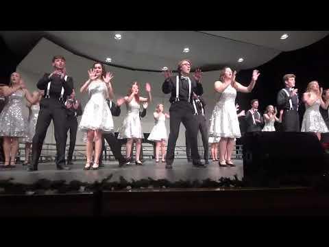 Lakeridge High School Company (Video #2) 12/13/17