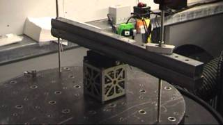 CubeSat EPS and Battery NASA GEVS Vibration test