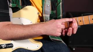"How to Play  ""Jumping Jack Flash""  by the Rolling Stones on guitar -  Standard Tuning"