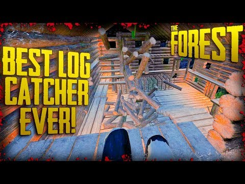 S2 EP10 - I F**king Love This Log Catcher! (v0.70) | The Forest