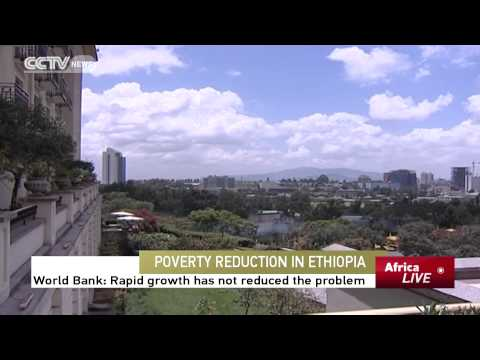Ethiopia's Economic Growth Fails to Reduce Poverty